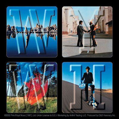 PINK FLOYD - Wish You Were Here Album Cover Sticker - $4 99