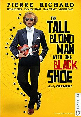 NEW The Tall Blond Man With One Black Shoe (DVD)