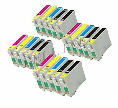 KIT 20 Cartucce Compatibile per Epson HOME XP422 XP325 XP425 XP305 BL18