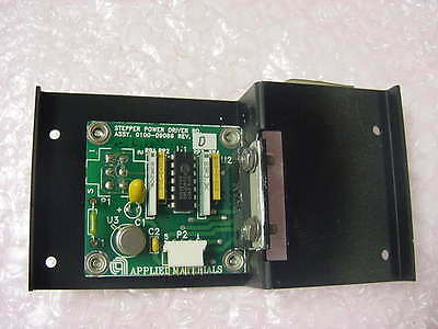 AMAT Applied Materials STEPPER POWER DRIVER PCB, 0100-09086 REV D