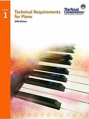 RCM Technical Requirements for Piano 1 2015 Edition