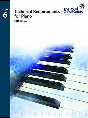 RCM Technical Requirements for Piano 6 2015 Edition