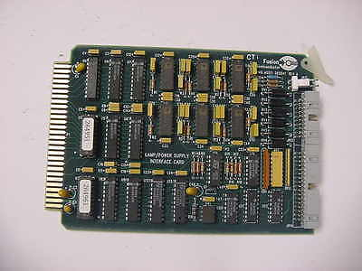 Fusion Semiconductor Lamp/Power Supply PWB 265841, Rev A