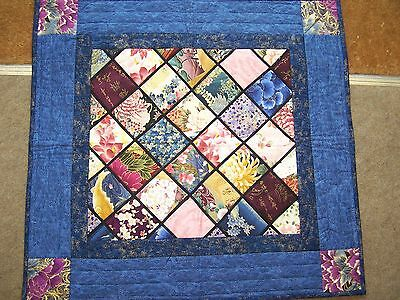 "JAPANESE FABRIC  Charm pack 100 5"" squares quilting cotton-  choice of colours."