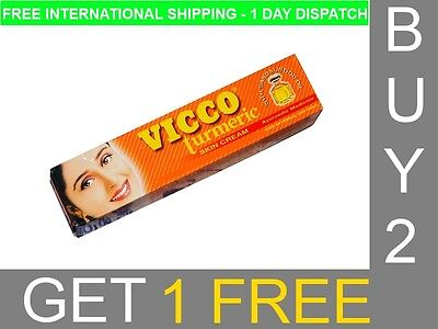 Vicco Turmeric Skin Cream Fairness | Scars | Acne | Pimples | Burns | 15g to 70g