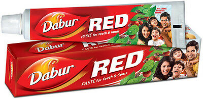 Dabur Red Toothpaste | Paste for teeth and gums | 50g / 100g / 200g