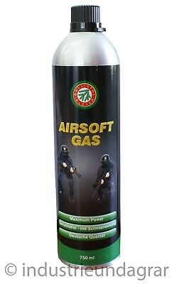 Airsoft Gas Ballistol Softair Gas Gaskartusche 750 ml Airsoft-Gas Airsoftwaffe