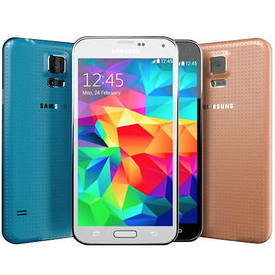 Samsung Galaxy S5 SM-G900V 16GB Verizon 4G LTE Android 16.0MP Camera