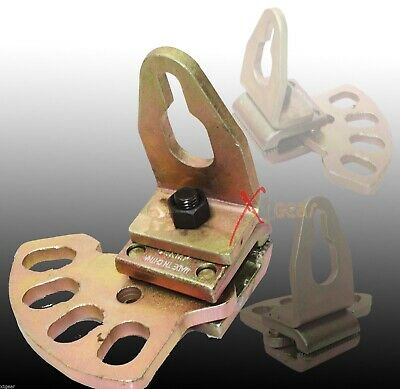New 2 Ton Straight way or Cross Way Clamp Pull Puller Body Frame Muliti function