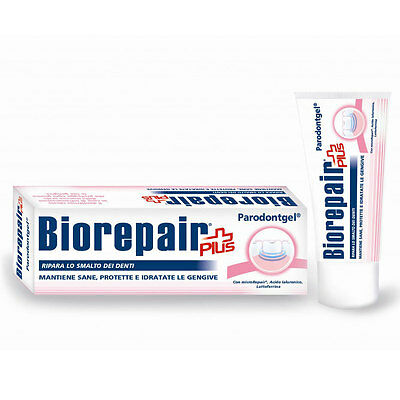 BIOREPAIR PLUS PARODONTGEL DENTIFRICIO 50ml