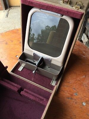Vintage 1940s Kodak Kodaslide Table Viewer Model A - For Parts / Needs Repair