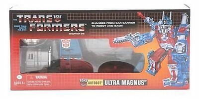 Top Transformers G1 Reissue Ultra Magnus Mint New in Box Kinder Spielzeug