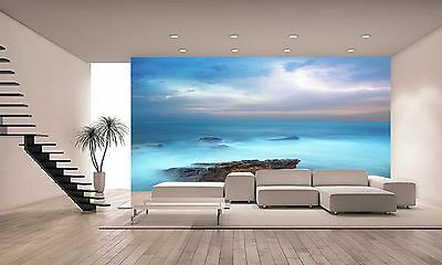 ROCKS IN A SEA Wall Mural Photo Wallpaper GIANT DECOR Paper Poster Free Paste