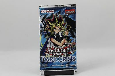 Yu-Gi-Oh! Dark Crisis Unlimited Edition Booster Pack