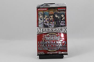 Yu-Gi-Oh! Legendary Collection 2 Mega Pack 1st Edition Booster Pack