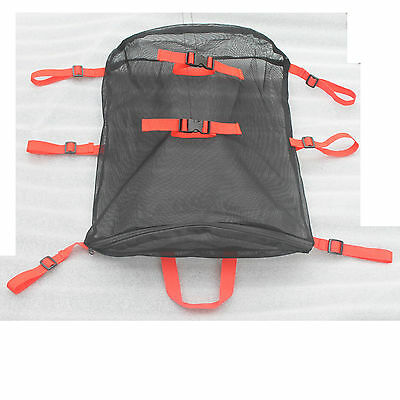 SUP Mesh Deck Storage Bag SUP paddleboard  storage Pouch Storage pocket