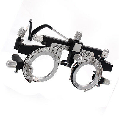 Optometry Optician Adjustable Universal Optical Trial Lens Frame F Trial Lenses
