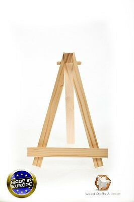 Wood Easel 19 Cm For Wedding Place, Name Holder Or Table Number