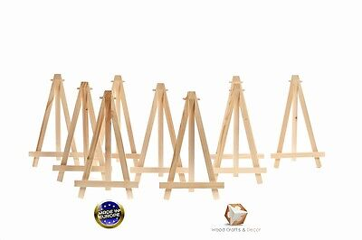 Wooden Easel 10X33 Cm For Wedding Place, Name Holder Or Table Number