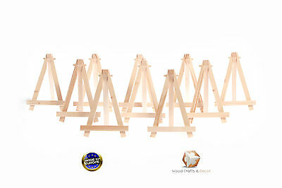 WOODEN  EASEL 10x26 CM FOR WEDDING PLACE, NAME HOLDER OR TABLE NUMBER