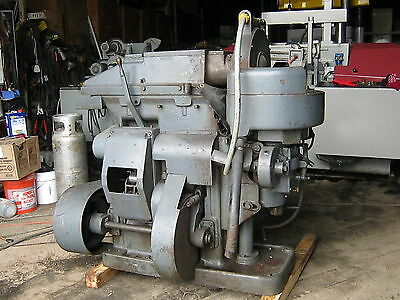 "Arter Horizontal Spindle Rotary Surface Grinder 13"" Round Chuck Model A-1-12"