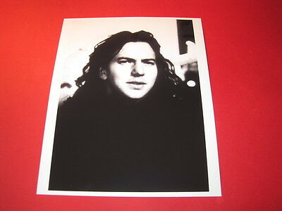 PEARL JAM EDDIE VEDDER 10x8 inch lab-printed glossy photo P/3003