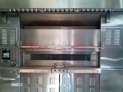 BAKERY Baxter revolving  18 pan Bakery oven very clean Bagels bread etc.