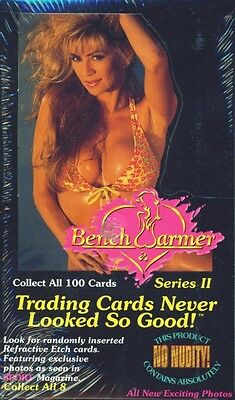 """benchwarmer 1994 Series 2"" Sealed Box Free Shipping!!!"