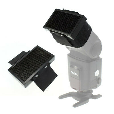 [UK] Godox HC-01 Honeycomb Honey Comb Grid Spot Filter for Speedlite Flash Light