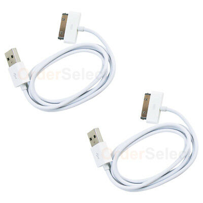 2 NEW HOT! USB Cable for Apple iPod Touch 1 2 3 4 1st 2nd 3rd 4th Gen 100+SOLD