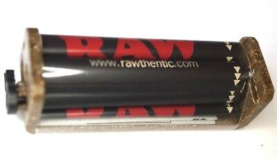 RAW 70mm Hemp Plastic Adjustable 2-way Roller Drehmaschine Slim & Regular