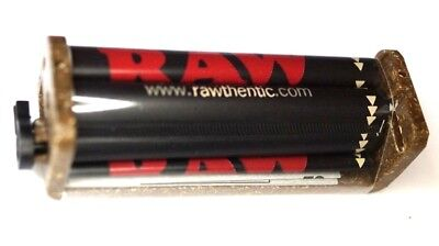 2 Stück - RAW 70mm Hemp Plastic Adjustable Roller Drehmaschine Slim & Regular