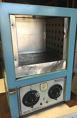 oven Blue M 472 A-2 convection tested OK