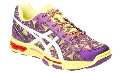 Asics Gel Netburner Professional 11 Womens Netball Shoe (B) (6038) | SAVE $$$