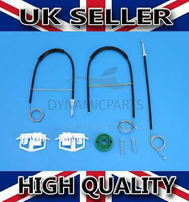 Ford Fiesta 2/3 Doors Window Regulator Repair Set Kit Front Right