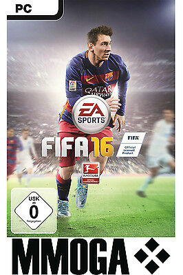 FIFA 16 Key - EA Origin Download Code - PC Standard Version - FIFA 2016 [EU/DE]