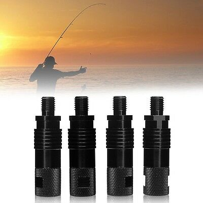 4pcs Quick Release Bite Alarm Adapter Connector Fishing