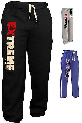 New Fleece Pants Trousers UFC MMA Gym Bottoms Jogging Joggers Shorts Sweat Boxin