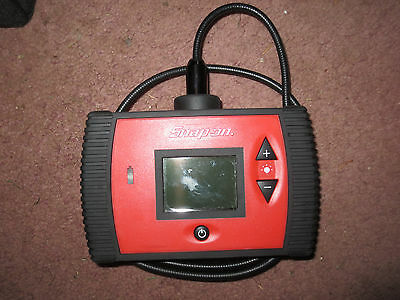 Snap-on Scope BK5500 Video Inspection Camera no case works great great condition