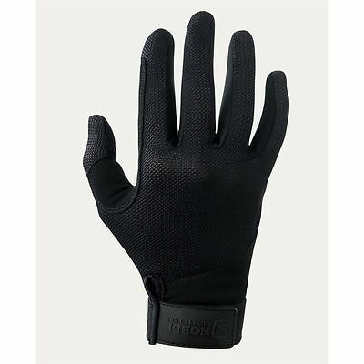 Noble Outfitters Perfect Fit Cool Mesh Gloves - BLACK - Different Sizes