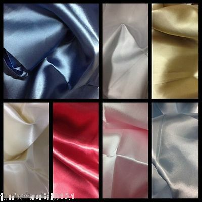 New Silky Sexy Smooth Satin Solid Fitted Sheets Double King Super King Free Post