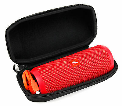 Custom-Designed Hard EVA Case in Black for JBL Charge / Charge 2 / 2+ Speaker