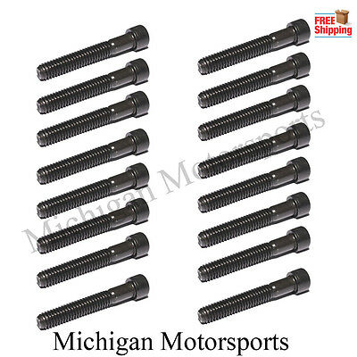 LS7 Rocker Arm Bolts QTY 16 - 8mm Allen Head Trunion upgrade Z06