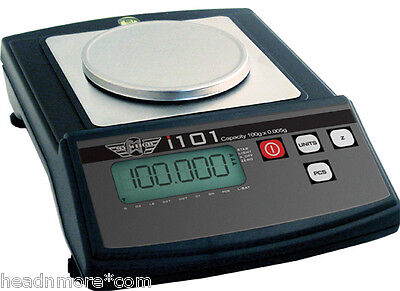 MyWeigh iBalance 101 Laborwaage - 100g x 0,005g Präzisionswaage Goldwaage scale