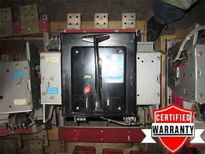 ITE type KSP-1600 amp air circuit breaker LI low voltage 600v 1 yr warran