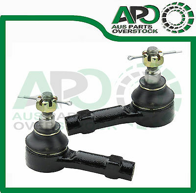 2 Brand New Tie Rod End Pair Set For MITSUBISHI LANCER CA CB CC CE 1988-2001