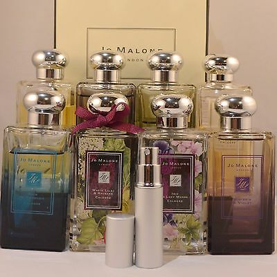 Various Jo Malone Cologne Spray 5 ml Choose your Scent