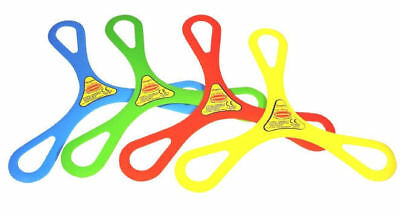 1 Tri-Wing Boomerang - 24cm - Frisbee Pinata Toy Loot/Party Bag Fillers Wedding/