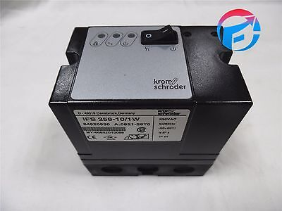 IFS258-10/1W Kromschroder Control Box for Automatic Burner Controller New