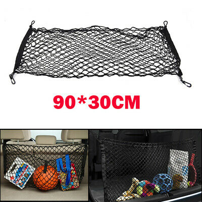 Rear Trunk Envelope Cargo Net Storage Organizer Mesh Fit For Toyota Highlander